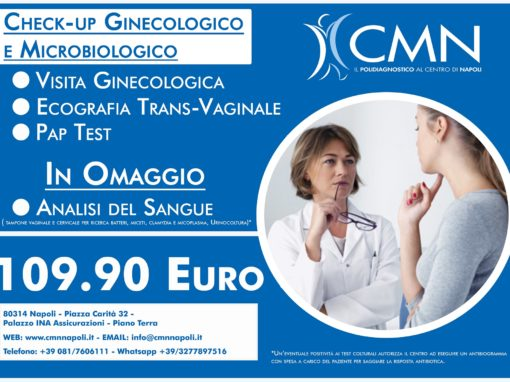 Check-Up Ginecologico e Microbiologico