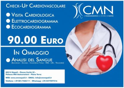 Check Up Cardiovascolare